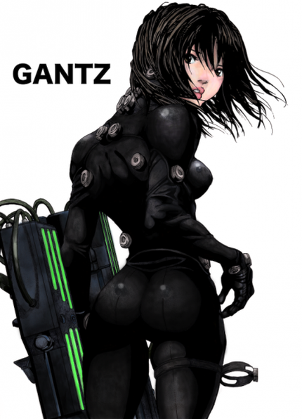 GANTZ(ガンツ) _二次エロ画像00048