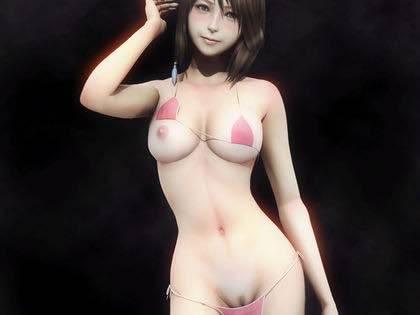3DCG美少女21