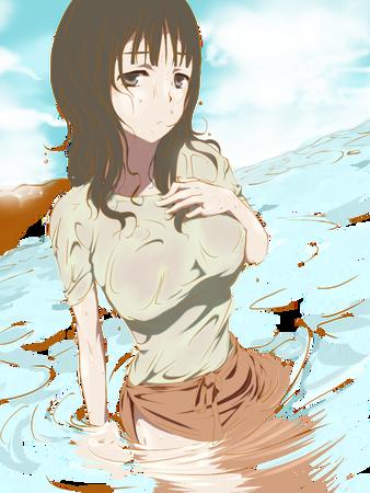 b9119ed8 s - 【花咲くいろは】押水菜子(おしみずなこ)ちゃんの二次エロ画像:アニメ