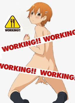 WORKING 伊波まひる33