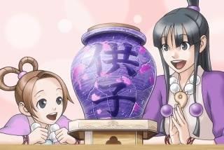 逆転裁判 綾里真宵 ゲーム アニメ28