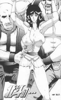 北斗の拳 マミヤのエロ画像2