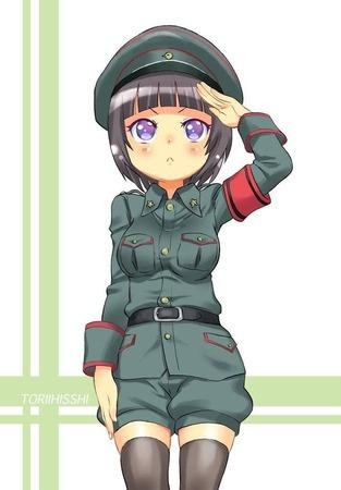 コスプレ 軍服 ミリタリー47