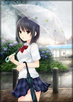 濡れた制服 nure seihuku39