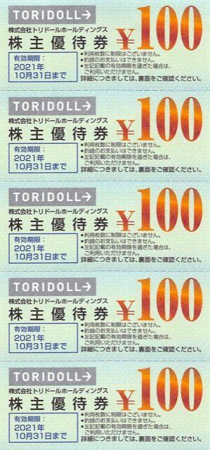 20200613_トリドール株主優待券_000