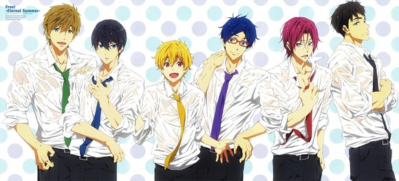 Free! -Eternal Summer- ピンナップ 2
