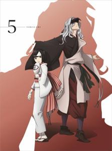 ノラガミ BD_DVD 第5巻 ジャケット