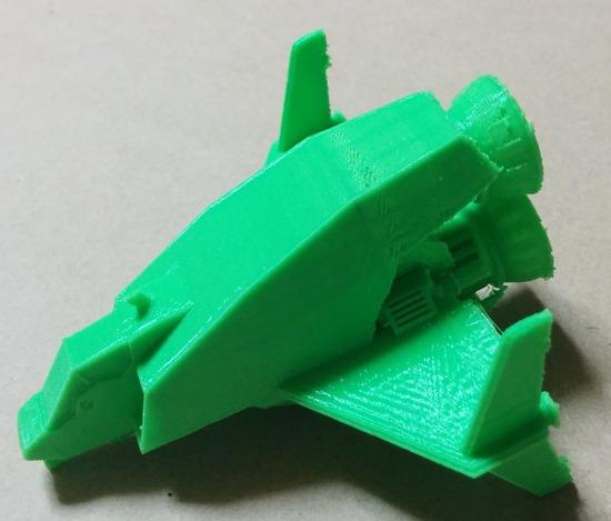 004 3Dプリンタ 製作例