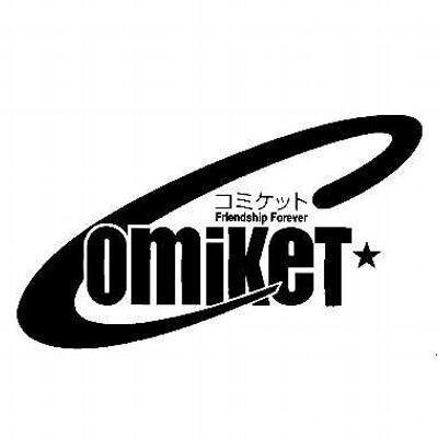 コミケ ロゴ