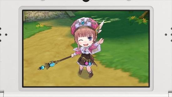 ロロナのアトリエ 3DS
