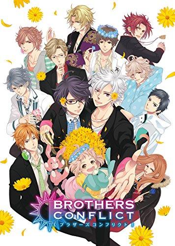 OVA(BROTHERS CONFLICT)第1巻(聖夜)豪華版 初回限定生産