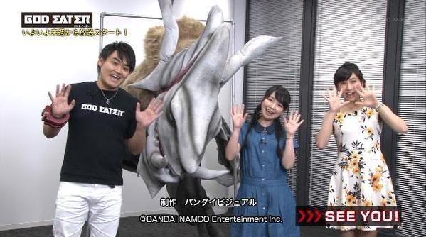 TVアニメ「GOD EATER」放送直前特番 ネットの反応・感想まとめ サムネイル