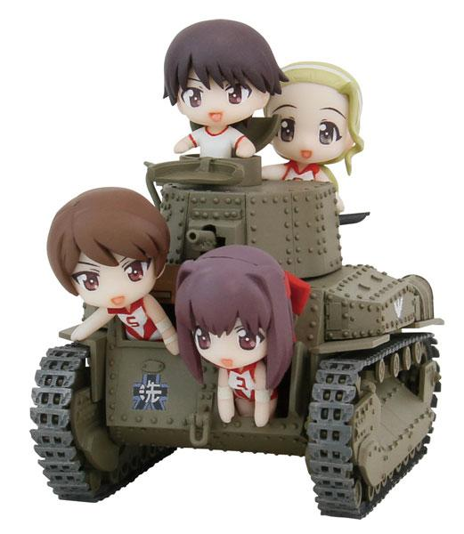 ガールズ&パンツァー 八九式中戦車甲型 エンディングVer