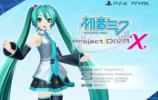 初音ミク -Project DIVA- X_