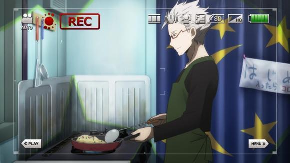 RE:ハマトラ 第5話 キャプチャ画像