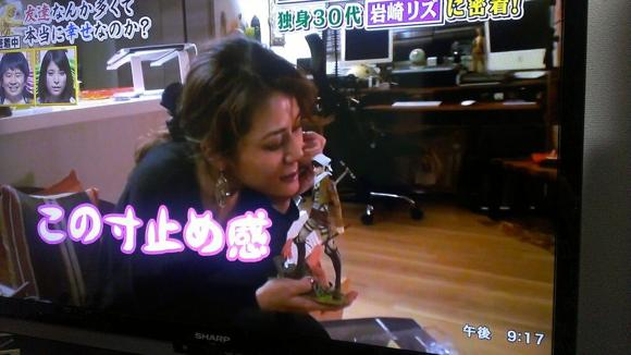 岩崎リズ 進撃の巨人 リヴァイ フィギュア 4_