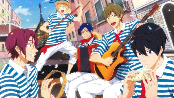Free! -Eternal Summer-_