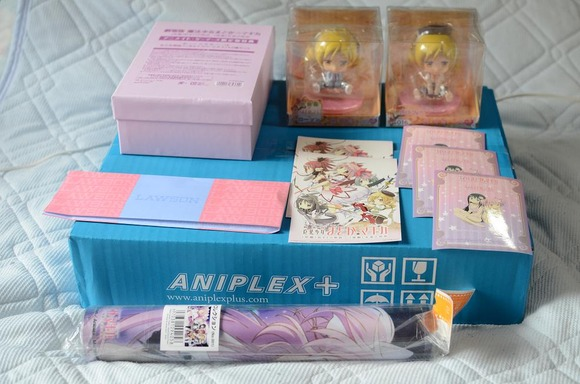 魔法少女まどか☆マギカ BD_DVD 1