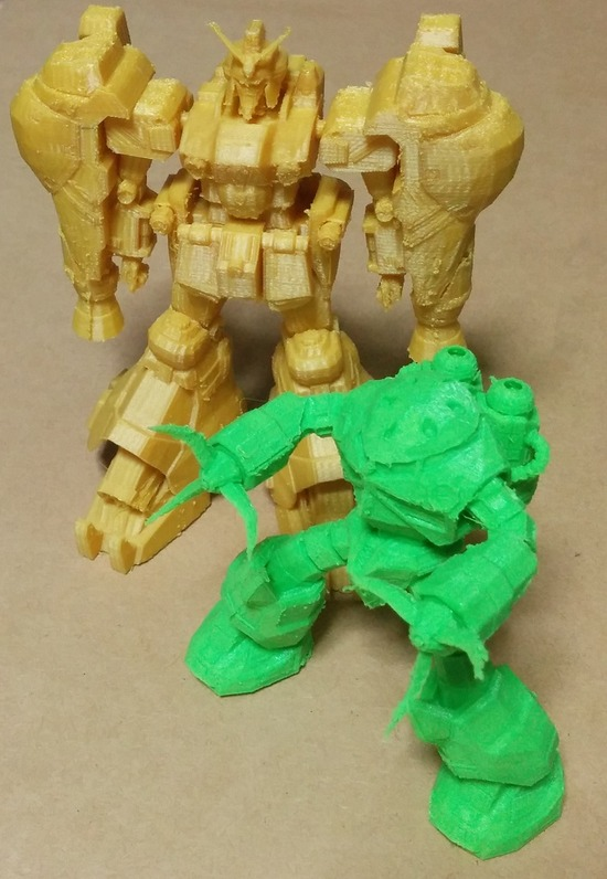 003 3Dプリンタ 製作例