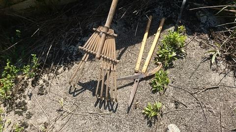 イカれた道具たち