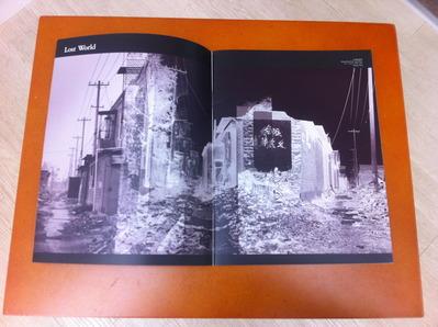 高橋ジュンコ「LOST WORLD」1