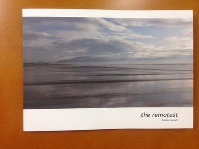 五十嵐朋子写真集『the remotesst』