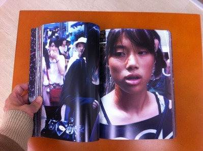 森山大道写真集『カラー』3