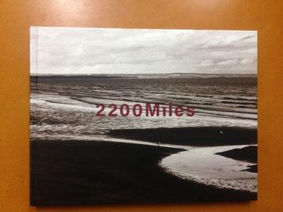 藤原敦写真集『2200Miles』