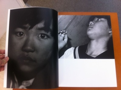 山内道雄写真集「人へ�」3