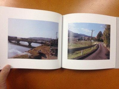 松谷友美写真集『山の光』4