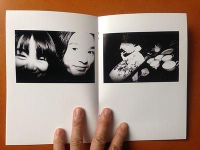 柴田恭介写真展「記憶の在り処」図録3
