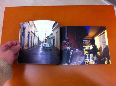 横内香子写真集『Cuba Libre』1