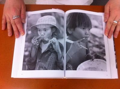 佐々木健二写真集『カンボジア ゴミ山に生きる子どもたち』2