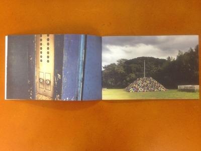 尾仲浩二写真誌『ONAKA CAMERA vol.1』2