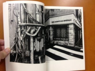 森山大道写真集『犬と網タイツ』1