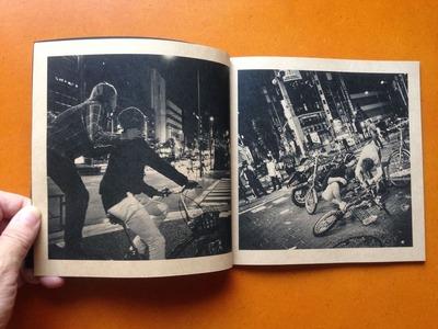 上出優之利写真集『モノクロのブルース』1