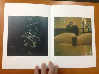 原美樹子写真集『PHOTOPAPER44|45』4