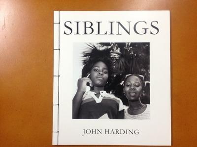 OHN HARDING写真集『SIBLINGS』