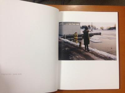 アンヌ・アアルト写真集『Time As River』1