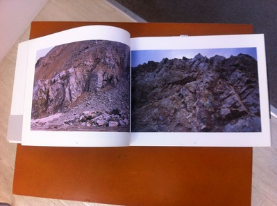 中田聡一郎写真集『奥飛騨の鉱山』1