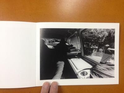 楢橋朝子写真集『ギプス』4