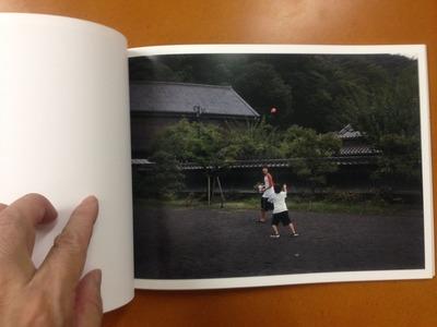 小田川悠写真集『水平に上げられた手の方へ』3