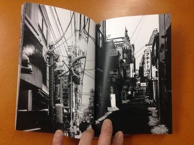 小原里美写真集『東京は雪』4