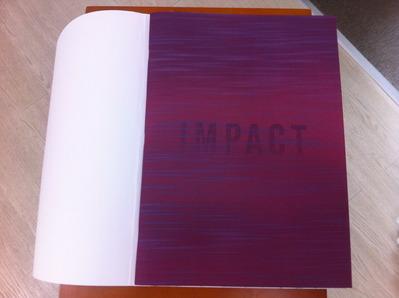 今道子写真集『IMPACT』