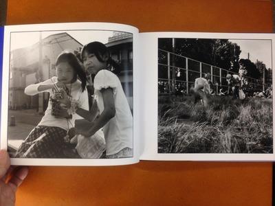 野口靖子写真集『青空の月』2