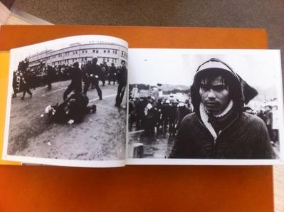百々俊二写真集『遙かなる地平 1968 - 1977』1