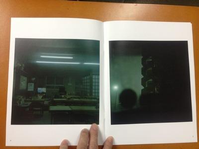 マヌエル・ファン・ダイク写真集『BEHIND GLASS VOLUME TWO』1