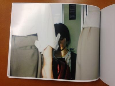 石毛優花写真集『Vinyl Body』2