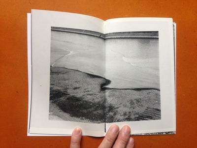 田山湖雪 著 写真誌『ちてんち 01 瀬戸川』4