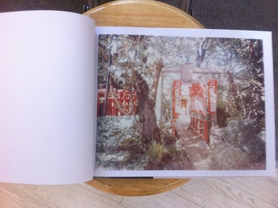 鈴木理策写真集『Torii』2